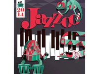 Jazzoo 2014 Graphic Design and Illustration