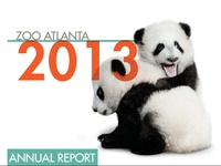 Zoo Atlanta Annual Report