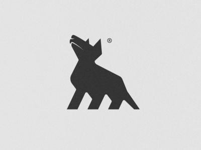 Dog - logomark development
