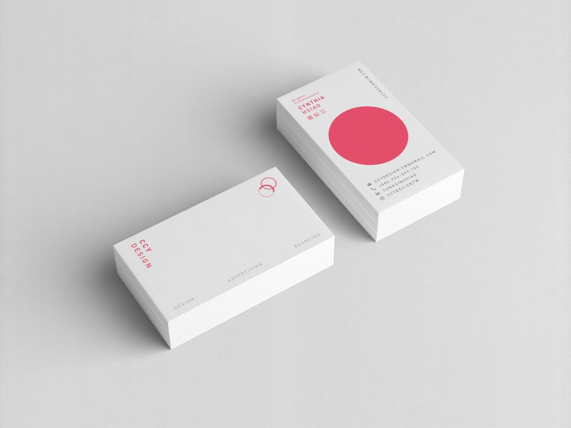 CCY Business card