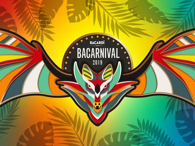 Bacarnival - Festival Identity Design