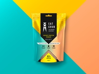 Eat Grub Packaging - Cricket Protein Powder