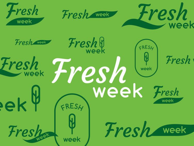 fresh week logo