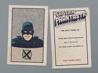 Captain Phantastic - Retired Hero