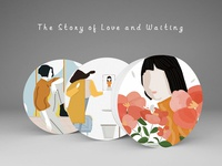 Story Packaging Design of Love and Waiting