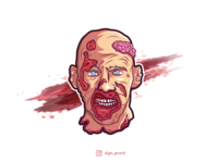 Zombi illustration