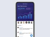 #Daily UI 018-Analytics Chart