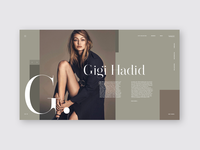 Vogue - Gigi Hadid