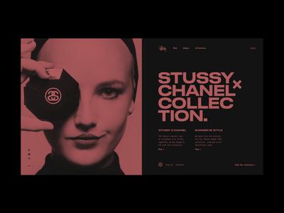 Stussy x Chanel
