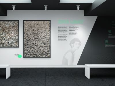 Asia Now // Scenography artistic direction gallery art gallery interior design now asia scenography