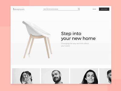 Responsive web prototype