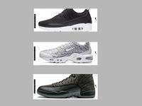 Custom Nike Shoe Tags/Labels/Strips