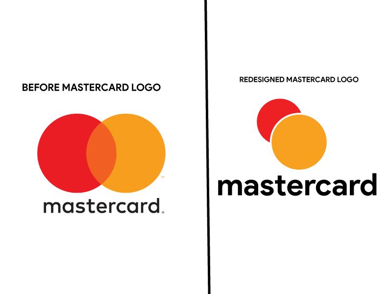 Mastercard Logo REDESIGN by Halfwave Studios on Dribbble