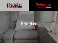 Pridelux Kenya Airways Sub Brand Logo Design Concept