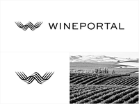 Wine Portal Branding
