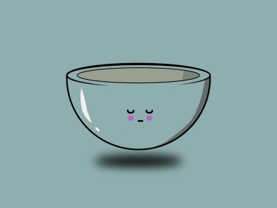Bowl -  Quick illustrations