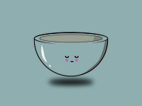 Bowl -  Quick illustrations