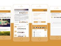 Social photo app