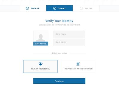 Onboarding Sign Up Flow ux registration register name sign up log in onboarding progress onboard user pattern