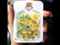 Magical Jar - Yellow