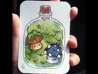 Magical Jar - Green