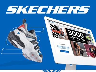 Cabina Retorcido Porque  Skechers designs, themes, templates and downloadable graphic elements on  Dribbble