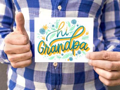 Hi Grandpa