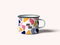 Mind Over Matter - Camp Mug