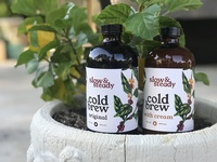 Slow & Steady Cold Brew Packaging