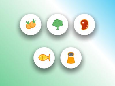 Market Icon market icon mobile app flat mobile app design ios design design app apps design app ux ui design ui  ux design