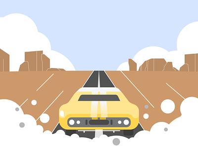 Race Car car design sketch tool sketch app illustration art ui  ux design design vector illustration