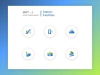 Icon Design MRT-J Facilities
