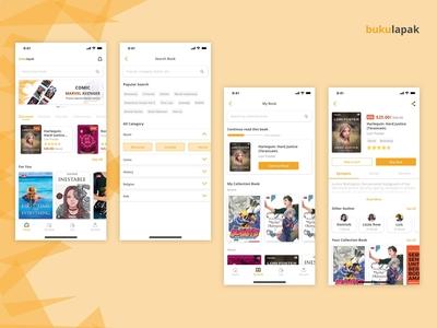 Bukulapak - Bookstore Challenge
