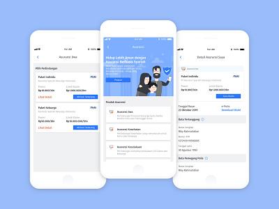 Insurance App ui design apps design ux mobile app mobile app design ios design design app insurance app ui design ui  ux design