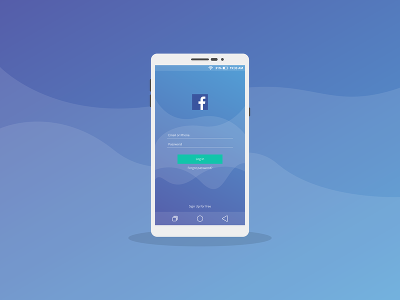 mobile facebook com log in