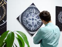 Someday. Modern calligraphy.