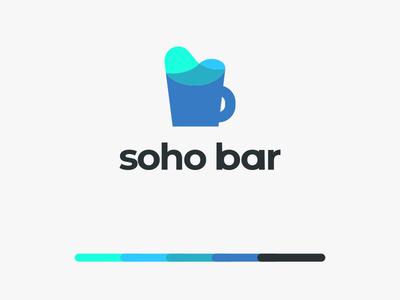 soho bar logo
