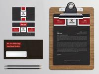 Stationery Branding Elements