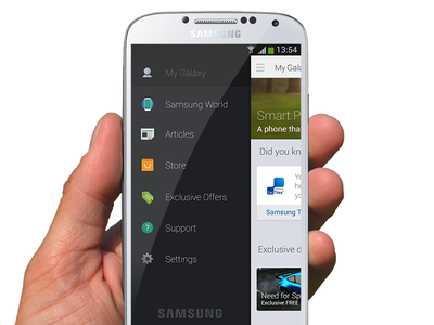 My Galaxy - Samsung [Available now] samsung galaxy s4 s3 my galaxy android