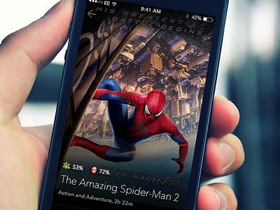 Sequel - Movie Summary movie showtimes app cinemas ios 7
