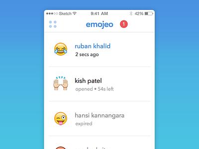 emojeo emoji iphone ios video