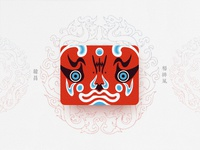 Chinese Opera Faces-15