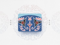 Chinese Opera Faces-16