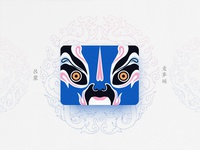 Chinese Opera Faces-20