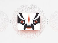 Chinese Opera Faces-22
