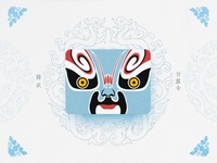 Chinese Opera Faces-30
