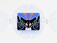 Chinese Opera Faces-53