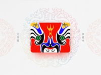 Chinese Opera Faces-64