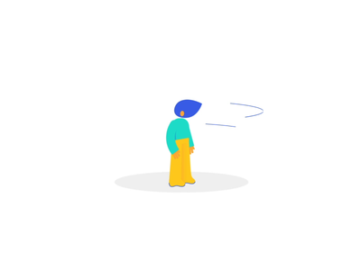 Pockee - Video Explainer motion animated flat app ae design interaction gif vector illustration animation ui