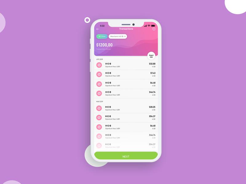 Budget app